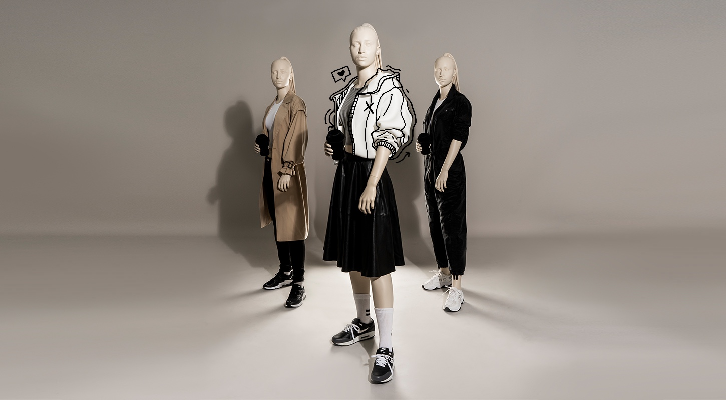 Hans Boodt Mannequins - Female Mannequins Untitled Collection