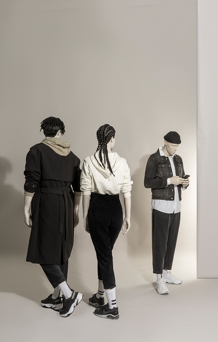Hans Boodt Mannequins - Realistic Mannequins Untitled Collection